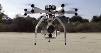 Nokia OZO 球形相機強勢登場 主攻空拍•VR 攝影