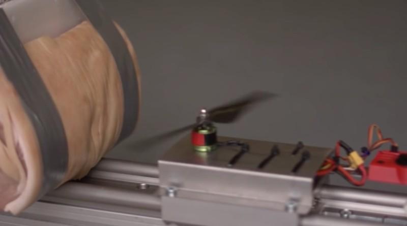 豬肉 無人機 測試 槳翼