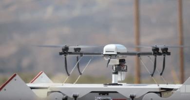 Tether Eye 無人機化身凌空哨站 24 小時高空監視
