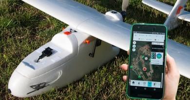 想飛得更遠?AirString 助無人機連上電訊網絡 實現超遠程操控