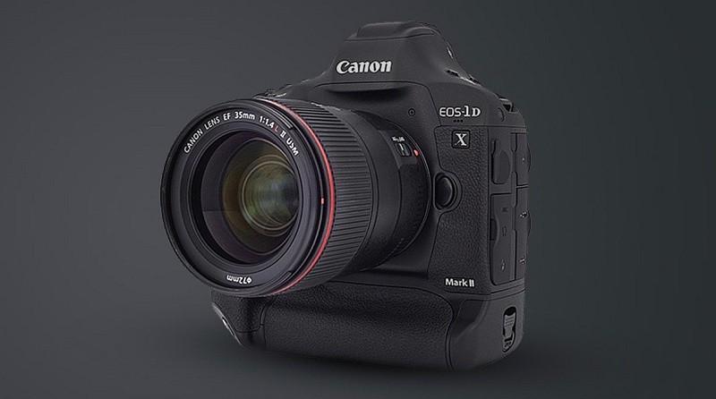 Canon EOS 1D X Mark II 可攝錄 4K @ 60fps 超高清影片,乃目前拍片規格最強的 Canon 單眼相機。