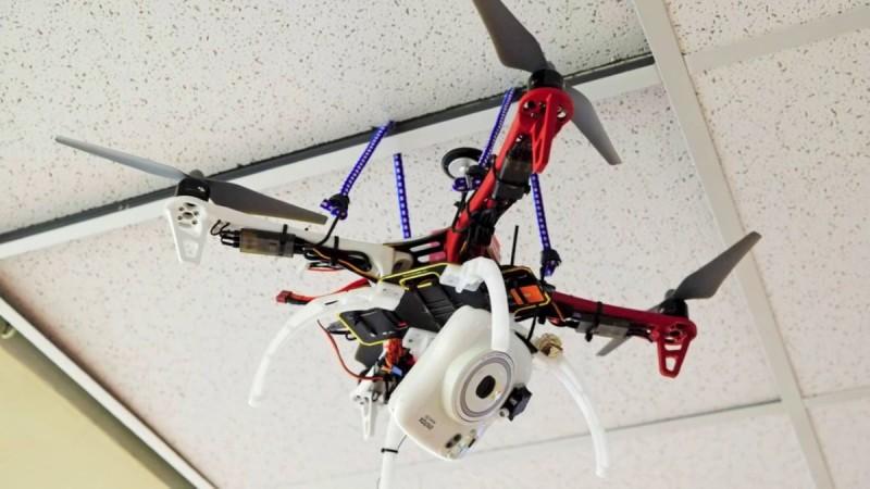 Fuji Instax Drone
