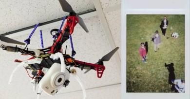 即影即有無人機航拍超有趣,才不讓你搶掉下來的照片啊!