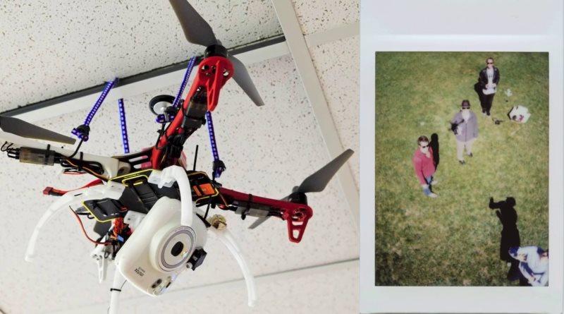 Fuji Instax Drone 連照片