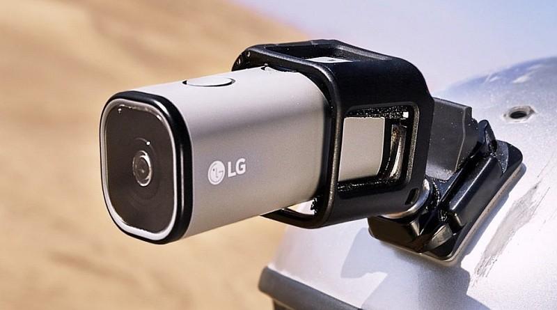 Action CAM LTE 機身為長方柱體,實際體積為 35 x 35 x 77.9 毫米。