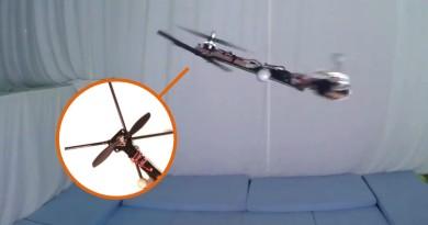 Monospinner 是單軸機,但不是直昇機,到底搞甚麼飛機?