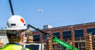 Skycatch 使 DJI Phantom‧Inspire 無人機變身勘察解決方案