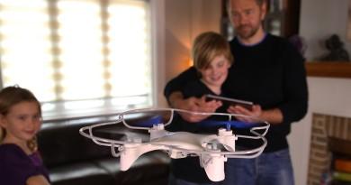 懂得自動避障兼跳舞 WowWee Lumi 無人機搶攻兒童市場