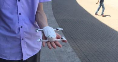 零度智控謀攻消費者市場 可折疊無人機 Dobby 曝光
