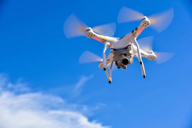 DJI 是消費級無人機的主要生產商。