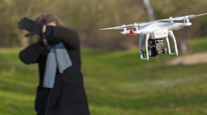 美國 私隱 指引 無人機