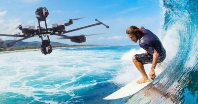 全球首部 VR 航拍機 Janus 360?10 部 GoPro 相機合體飛天