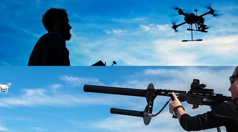 反無人機步槍 DroneDefender