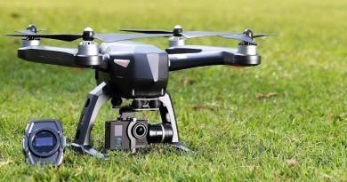 全由手錶操控!FLYPRO XEagle 無人機高速飛行仍可自動避障?!