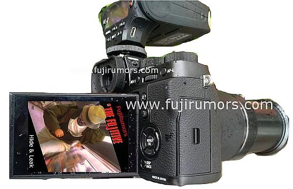 Fujifilm X-T2 屏幕應可多角度翻轉扭動。