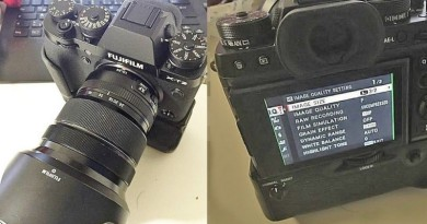 Fujifilm X-T2 真身諜照曝光 5 組控制轉盤•多角度翻轉屏搭載