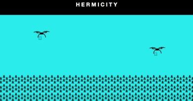 Hermicity:獨自生活,只靠無人機送貨過日子