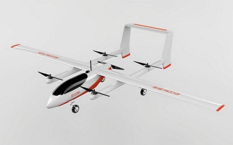 京東 VTOL 定翼無人機