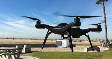 無人機航拍新利器!第二代小米運動相機 小蟻 4K 六軸防震掛帥