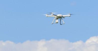 小米無人機深宵航拍直播 驚爆炸機墜毀疑雲