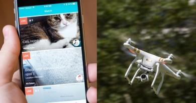 單挑 Facebook!Periscope 可串流直播 DJI 空拍機圖傳畫面