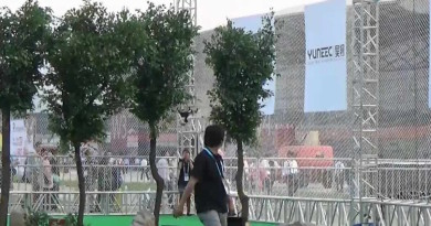 【CES Asia 2016】Yuneec Typhoon H 戶外自動避障 RealSense 版 6 月底出貨