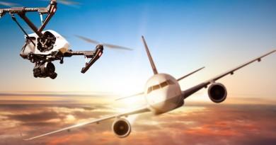 英國「瘋子」出沒注意!蓄意駕無人機險撞客機