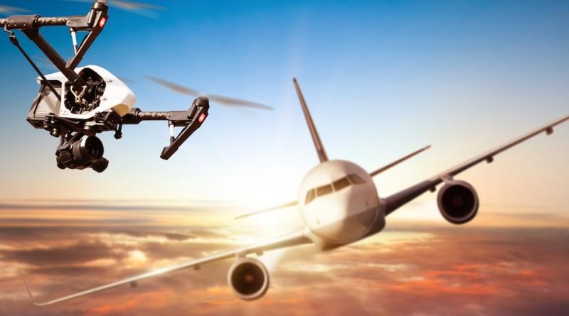 英國 無人機 險撞 客機 曼徹斯特