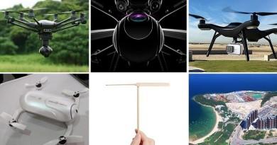 【一周熱話】小米無人機•小蟻 4K 相機接續登場 Typhoon H 正式開售