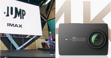 Google 夥拍 IMAX•小米 推高低階全景 VR 攝影設備