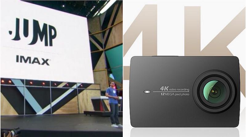 小蟻 Jump Google IMAX 4K 運動相機