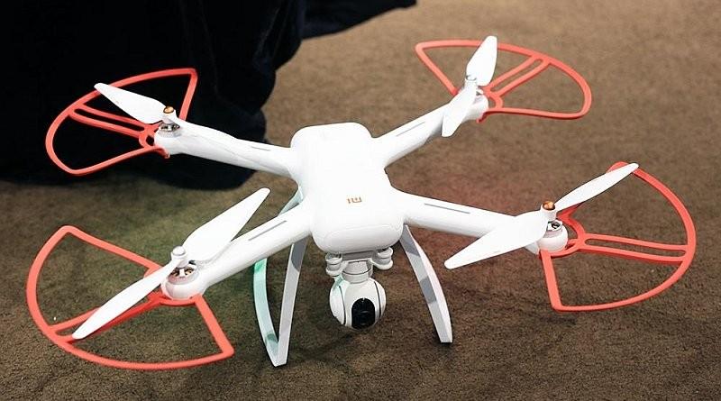小米無人機是雷聲大雨點小之作
