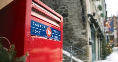 加拿大郵政冷對送貨無人機 唯恐拖累傳統包裹郵遞業務