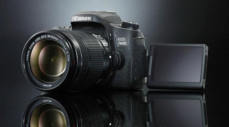 Canon EOS 760D 在市場上獲得不錯的評價。