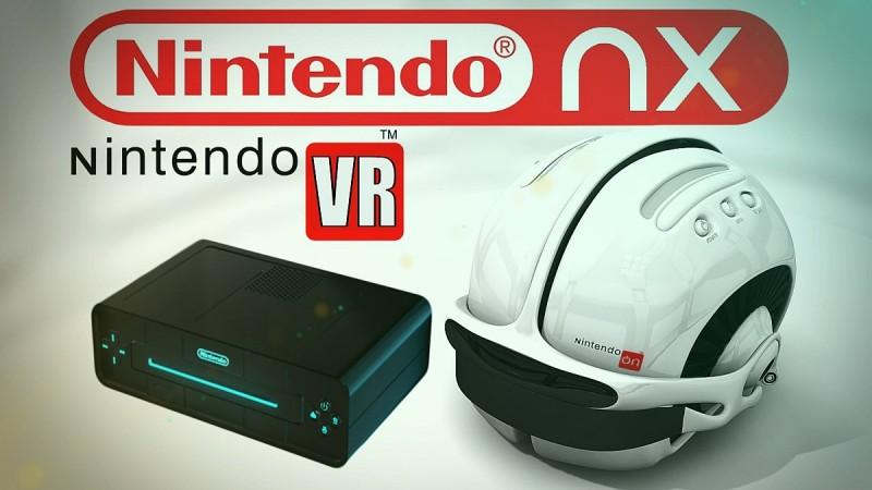 有傳 Nintendo NX 次世代遊戲機將引入 VR 技術,更會有 VR 眼鏡一併推出,不過諜照中所示的 VR 眼鏡更像頭盔。