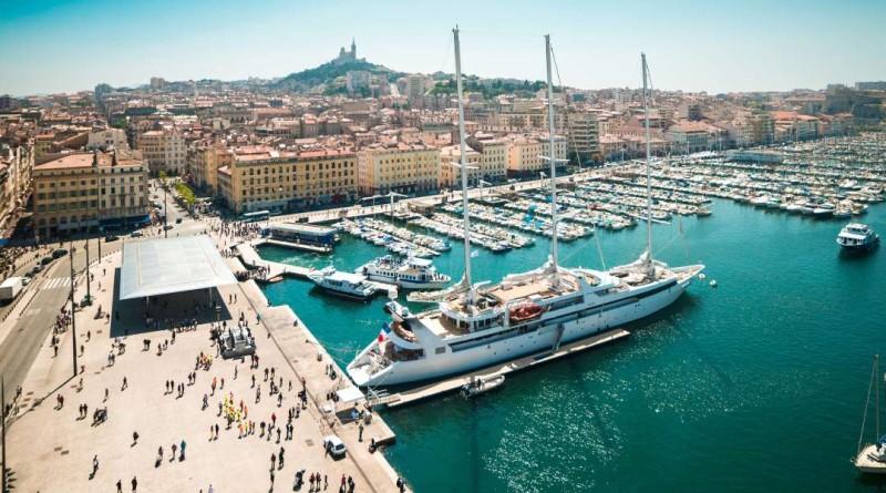 法國馬賽 Old Port 可能被無人機恐襲