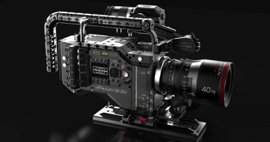 最強攝影機誕生!Panavision DXL 支援 8K 60fps RAW 拍片