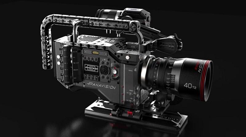 Panavision DXL 支援 8K 60fps RAW 拍片