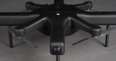 Exo360 無人機不是 8 軸機,額外的 4 支是 VR 攝影機!