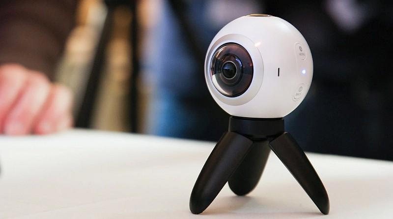 三星為 Samsung Gear 360 提供超完整 VR 配套