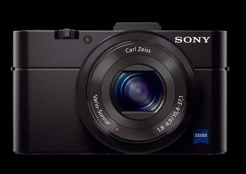傳聞中的 Sony RX200 或採用混合式自動對焦系統(圖中為現役的 RX100)。