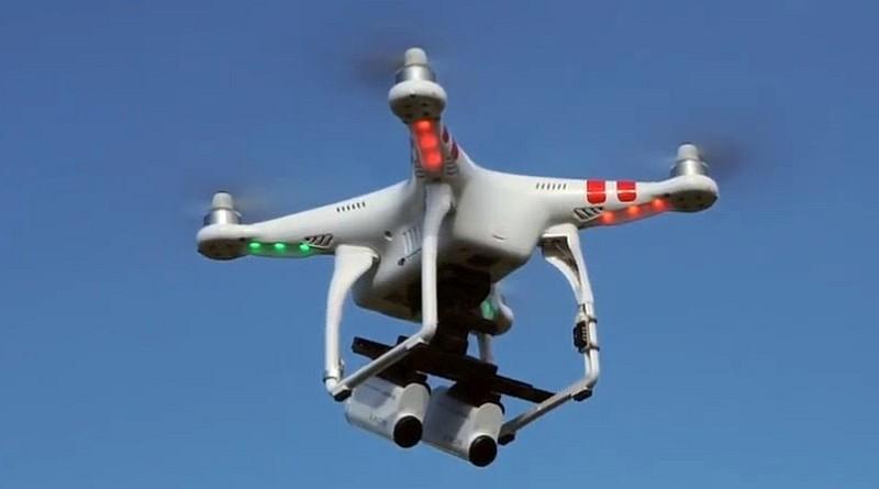 除 GoPro 之外,Sony 運動相機也是空拍玩家的熱門之選。