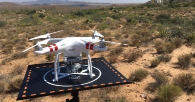 克服地理限制!無人機升降台 Aero LaunchPad 助飛行器安全著陸