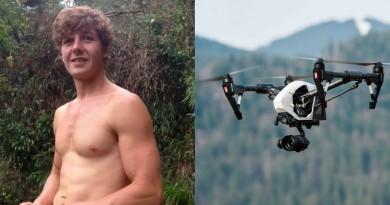 越南・印尼出動無人機救援 搜索失蹤外國登山客