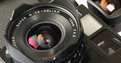 傳 Voigtlander 推出 M 接環相機 亮點竟是用 CCD 感光元件?!