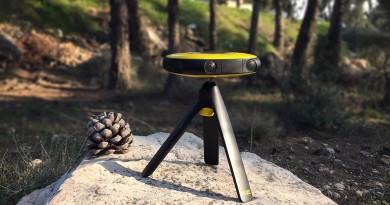 3D VR攝影最划算方案! Vuze Camera一次過搞定 VR拍攝•播放