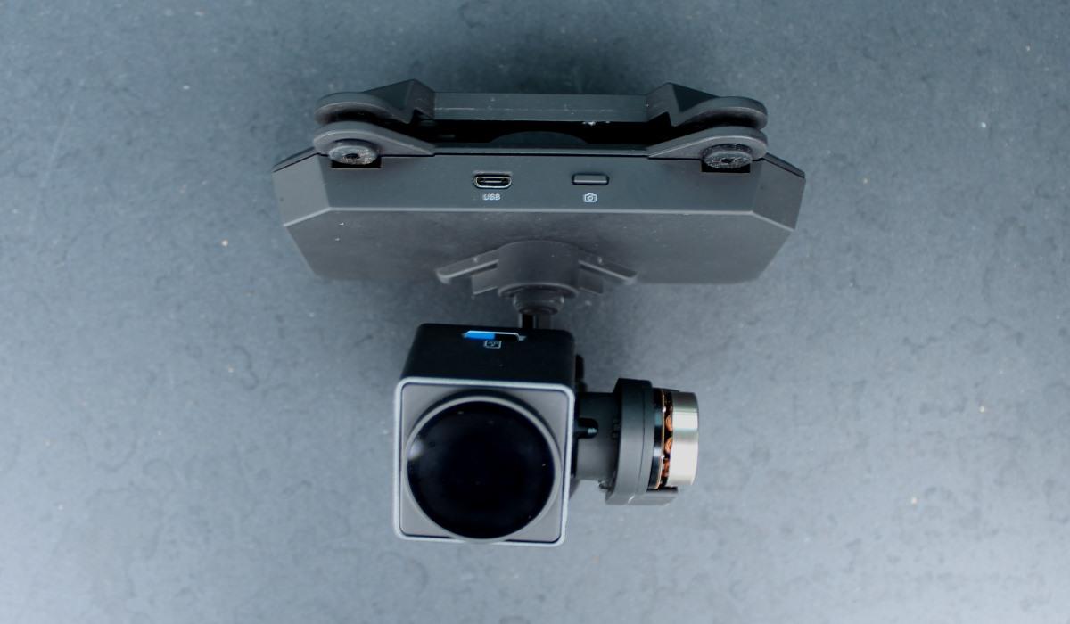 Xiro Xplorer 雲台手持器 V 版雲台相機