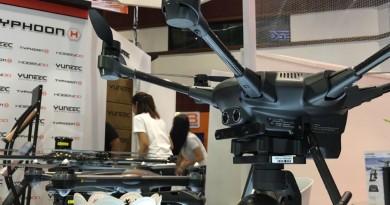 RealSense 版 Typhoon H 七月底開售 比現有版本貴四成半