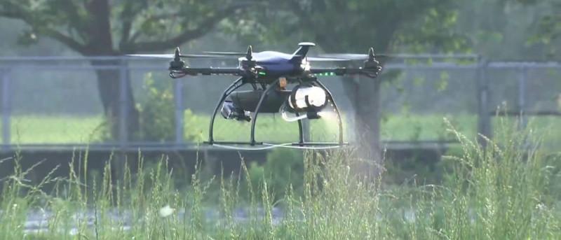 Agri Drone 日本 農業 植保機