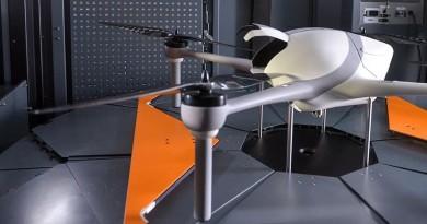 自動化無人機系統 Airobotics 模組任換・自動換電